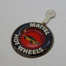 Redline Hotwheels Button Badge Metal Hong Kong Custom Eldorado R17313