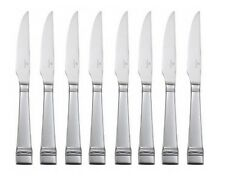 Oneida Wedgwood Oberon 8 Steak Knives