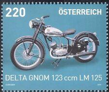 Austria 2015 Delta Gnom LM125/Motorcycles/Motor Bikes/Transport 1v (at1016)