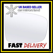 Right Driver Wing Car Mirror Glass Replacement HYUNDAI i10 2007-2010