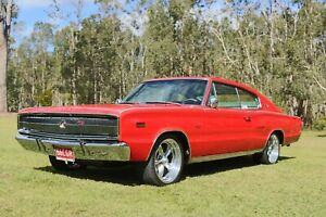 1966 Dodge Charger 502Ci BGS Classic Cars Holden Ford Chevrolet Buick Chrysler
