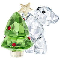 Swarovski Crystal Creation 5399267 Kris Bear - Christmas, A.E.2018
