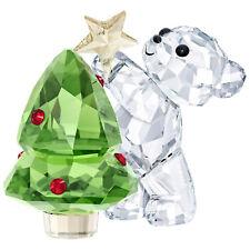 Swarovski Crystal Creation 5399267 Kris Bear - Christmas, A.E.2018 RRP $199