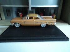 Oxford  1959  PONTIAC  BONNEVILLE   Canyon Copper  1/87   HO  diecast car GM