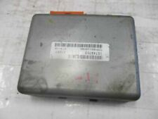 Chassis ECM Transfer Case Left Hand Dash Fits 99-02 SIERRA 1500 PICKUP 15749703