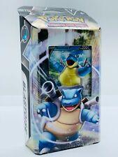 Pokemon!! Turtok V / Blastoise V Battle Deck! Englisch! Neu&Sealed!