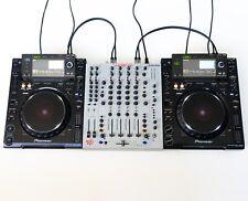 DJ-Set: 2x Pioneer CDJ 2000 + 1x Allen&Heath Xone 92 + Kabel & free T-Shirt