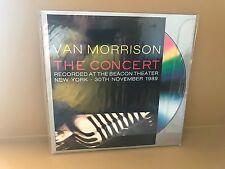 VAN MORRISON THE CONCERT RECORDED BEACON THEATER NEWYORK LASERDICS