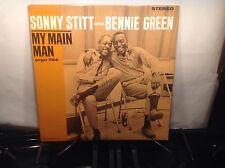 SONNY STITT and BENNIE GREEN - My Main Man ~ ARGO/Cadet 744 {dg} w/Bobby Buster
