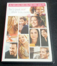 He's Just Not That Into You (DVD) - Region 1 - Like New - double sided