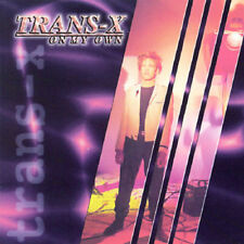 TRANS-X - ON MY OWN NEW CD