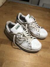 *Adidas Advantage F36424 Tennis Shoes, Men's Size 7, White