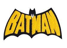 Chenille Batman Patch Badge 23cm