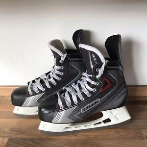 Bauer Vapor Elite Ice Hockey Skates Size 10.5 UK -  Good Condition