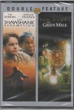 Shawshank Redemption/Green Mile 2-Pack (Dvd, 2017, 2-Disc Set) New