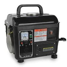 1200 2 Stroke 63cc RV Watt Portable Gasoline Electric Power Generator Camping SV