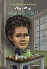 Who Was Marie Curie? by Megan Stine c2014, NEW Paperback, We Combine Shipping