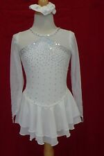 Kim Competition Ice Skating Dress Child Size 5-6