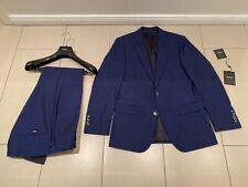 Neu - Blauer Hugo Boss Tailored Anzug Gr.46