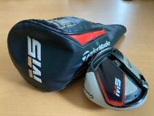 Taylormade M5 Driver Head Only Loft 9.0 with Head Cover