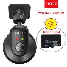 VIOFO Wr1 Capacitor Car Dashcam 1080p WiFi DVR Camera 32gb Card Loop Recording