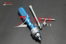 Hand Drill Silver Amp Blue 1 Pcs 16 Cm Orthopedics Instruments By Zaman Products