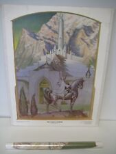 The Citadel at Sunrise Steve Hickman Wizards, Rings, Elves, and Things VGT 1976