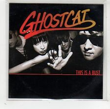 (FW21) Ghostcat, This Is A Bust - 2009 DJ CD