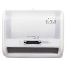 GEORGIA PACIFIC Automatic Towel Dispenser 12 4/5 x 6 3/5 x 10 1/2 White 58487