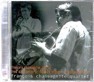 FRANçOIS CHASSAGNITE QUARTET - Un Poco Loco (JAZZ)  CD  SIGILLATO Import RARITA'