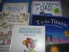Lot of (7) Children's Hardcover Storybooks Picture Books