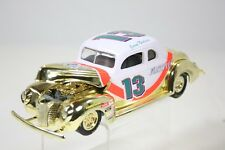 1940 Ford Coupe #13 Jerry Nadeau FirstPlus Stock Rods Die Cast Replica 1:24