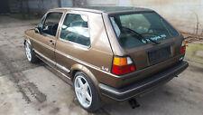 VW GOLF 2 FLAIR 1,8 90 PS GX GEWINDE AZEV A OLDTIMER H FÄHIG VIEL NEU TÜV NEU