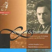 Robert Schumann : Songs Of Schumann: Liederkreis op. 24 Heine;Lieder op. 35