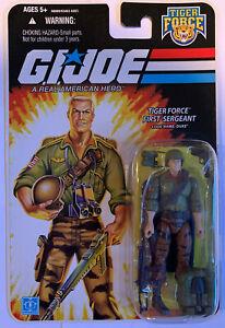 GI Joe 25th Anniversary Tiger Force First Sergeant Duke Action Figure MOC 2008