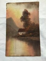 William Henry Chandler Pastel Art Work
