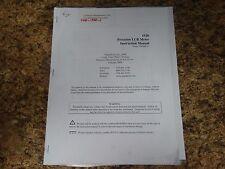 Quadtech 1920 Precision Lcr Meter Instruction Manual