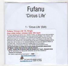(GF225) Fufanu, Circus Life - DJ CD