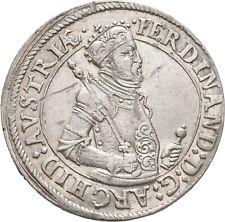 Lanz Austria Habsburg Fernando II Ensisheim táleros plata ± rrw2170