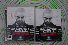 Splinter cell double agent ps3 pal