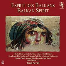 Balkan Spirit - Hesperion XXI/Savall, Hesperion XXI, Good SACD, Hybrid SACD