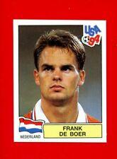 WC USA '94 Panini 1994 - Figurina-Sticker n. 421- FRANK DE BOER - NEDERLAND -New