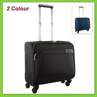 New Pierre Cardin 4Wheel Mobile Office Carry-On Luggage Bag Business Laptop Case