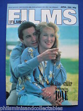 Films & Filming Magazine - Apr '85 - Donald Pleasence, Lewis Gilbert