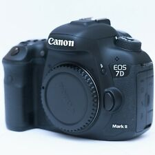 *USA* LN- EXCELLENT+ Canon 7D Mark II 7D2 7DII DSLR with low shutter + EXTRAS !!