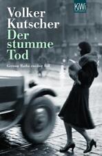 Der stumme Tod / Kommissar Gereon Rath Bd.2 von Volker Kutscher (2010, Taschenbuch)