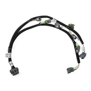 Holley Fuel Injection Harness 558-210; Injector Harness for Chrysler HEMI