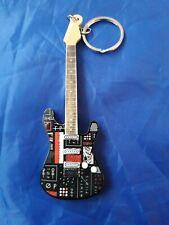 21 Pilots 10cm Wooden Guitar Key Chain
