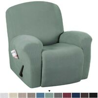 Stretch Recliner Slipcover Chair Recliner Cover High Stretch Furniture Protector