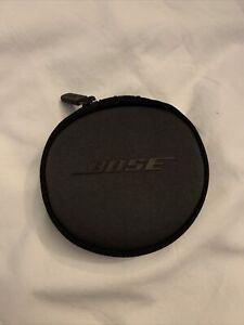 BOSE Earphone Carrying Case Black